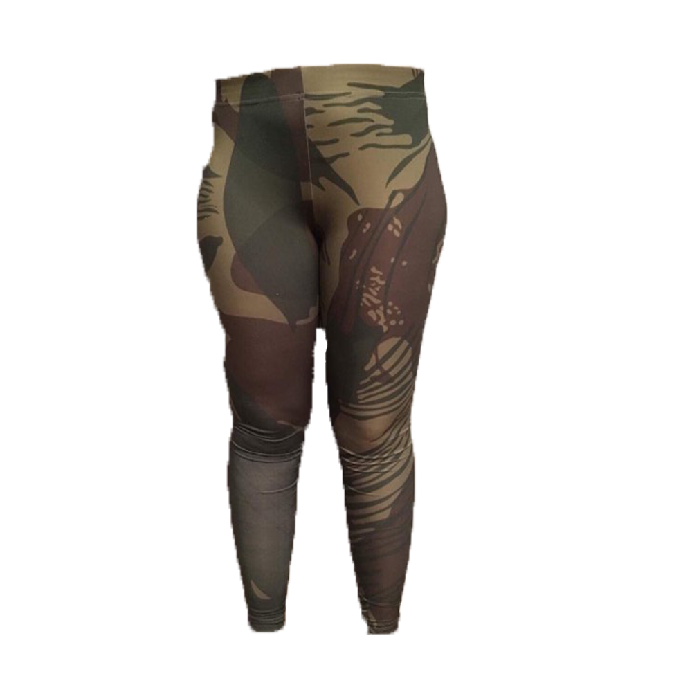 Rhodesian Brushstroke Women's Leggings
