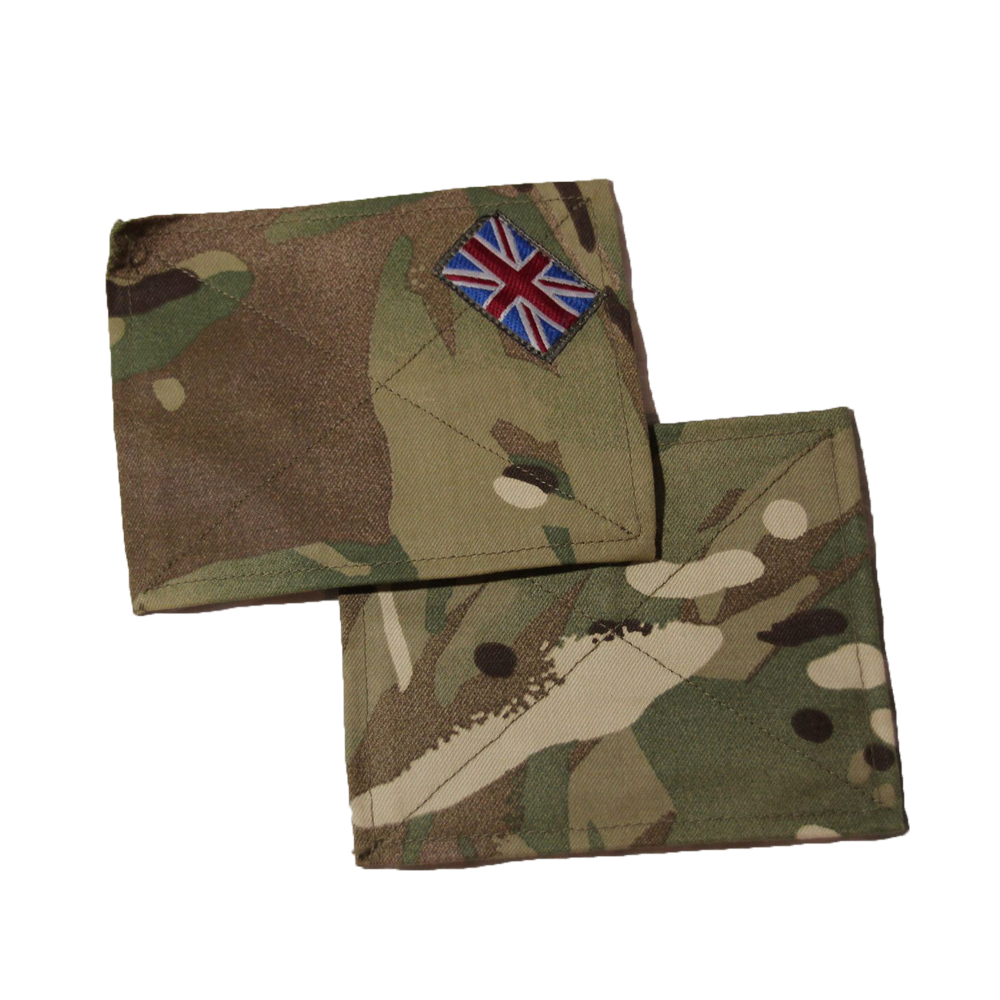 British Army MTP Blanking Patches