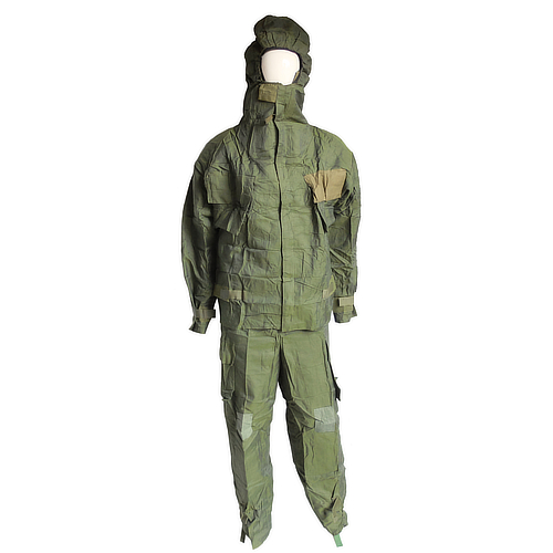 British Army MK.3 NBC Warfare Suits