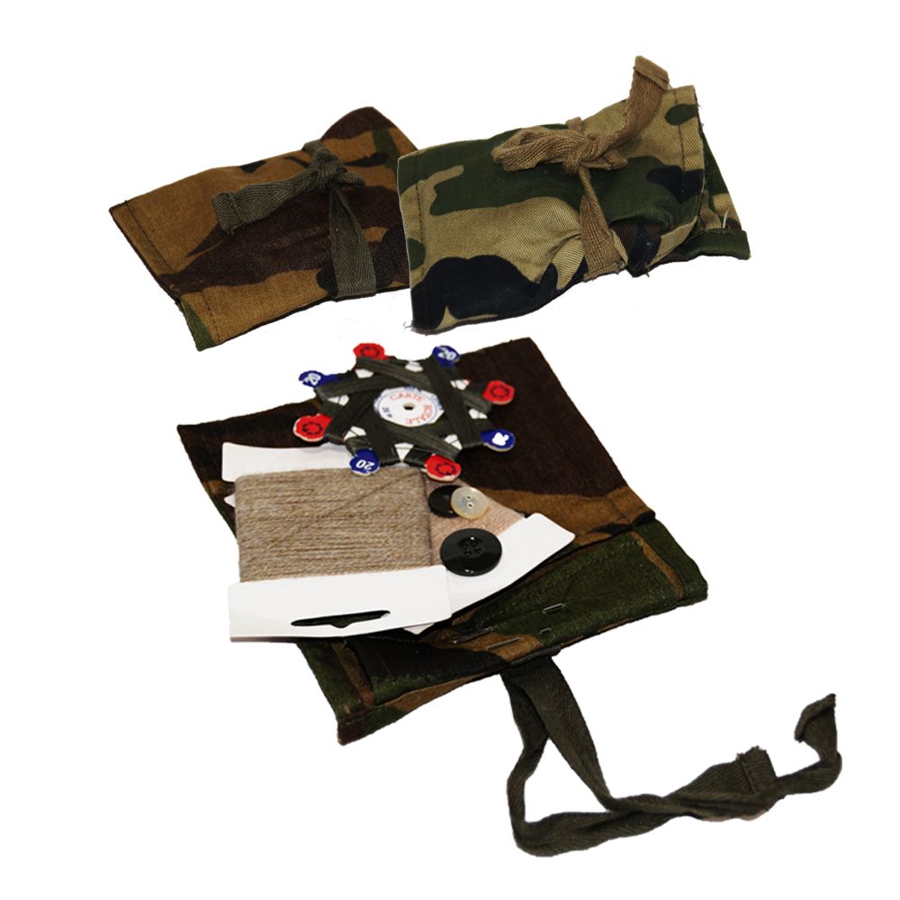 Dutch Army Field Repair Sew Kit