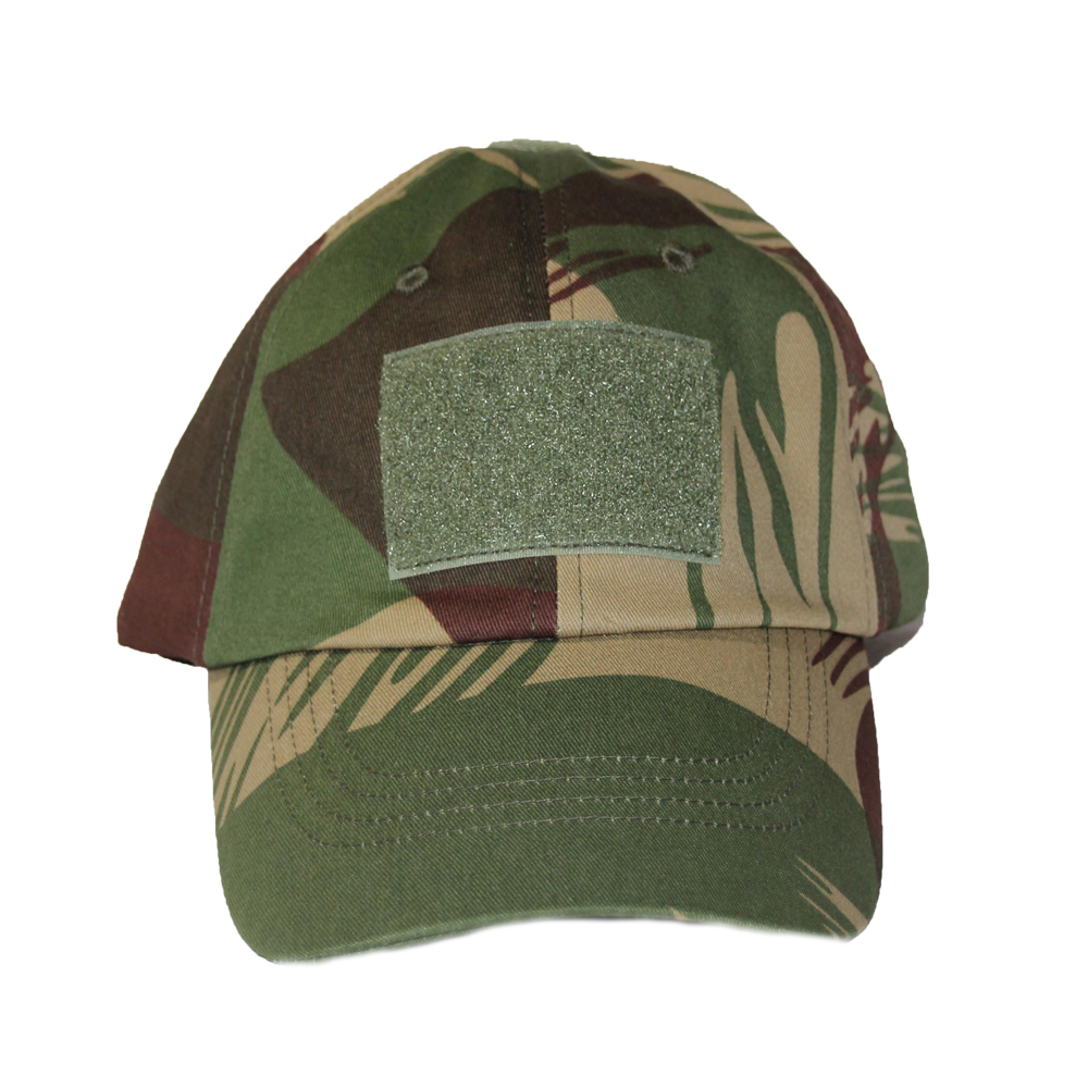 Rhodesian Brushstroke Operator Cap