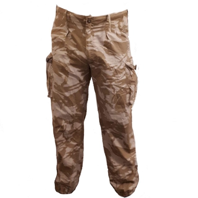 British Army Desert DPM Pants