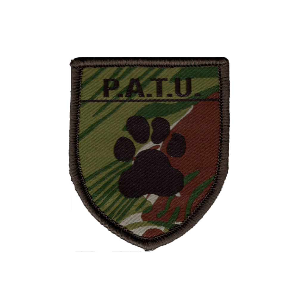 Rhodesian P.A.T.U Tactical Patch