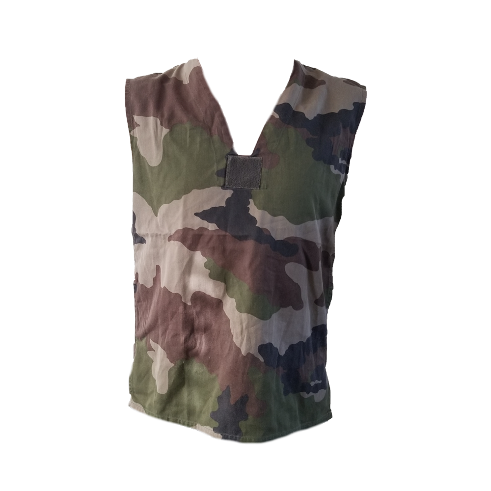 French Army CCE Gao Vest
