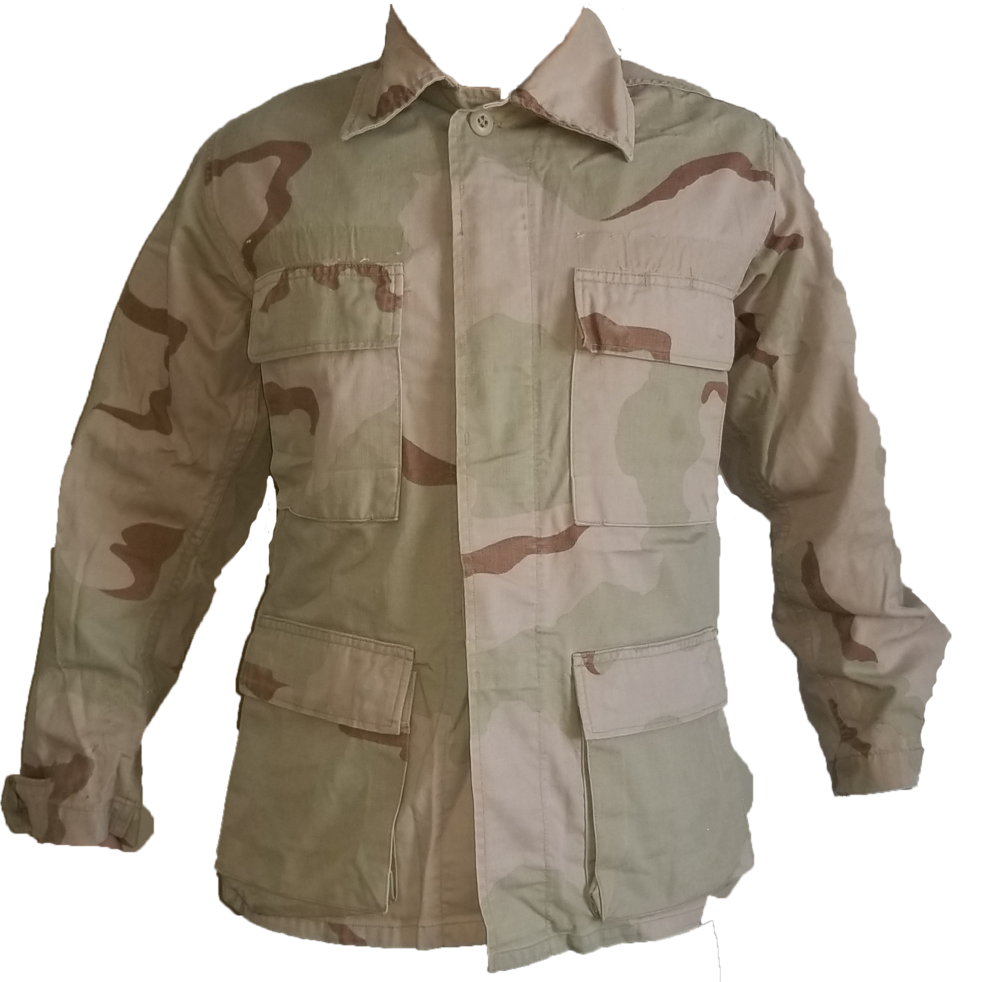 US Army DCU BDU Shirt