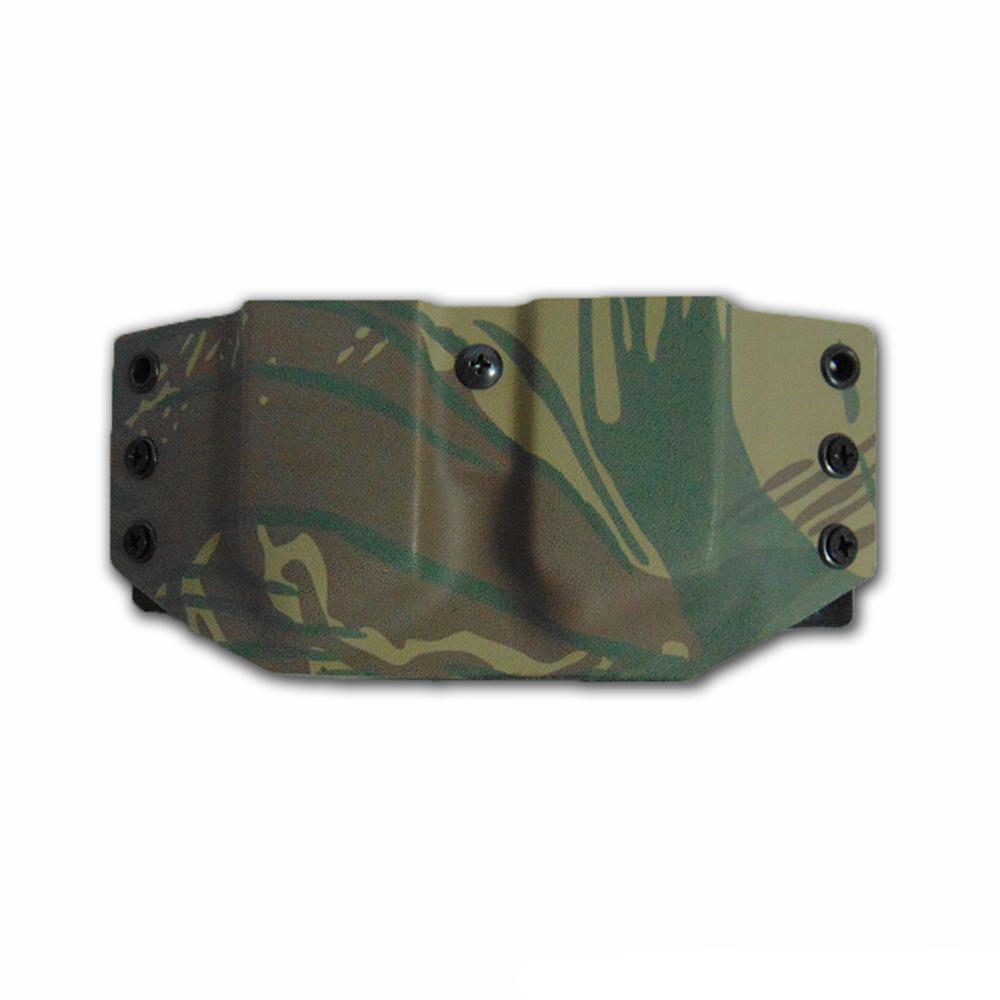 HT Double Stack Pistol Mag Carrier - Rhodesian Brushstroke