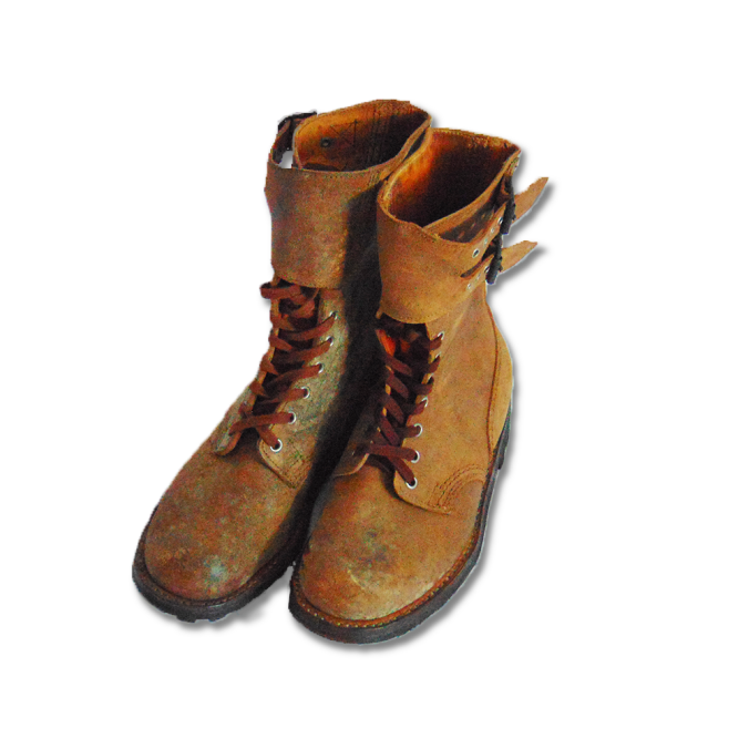 French Army Indochina Ranger Boot