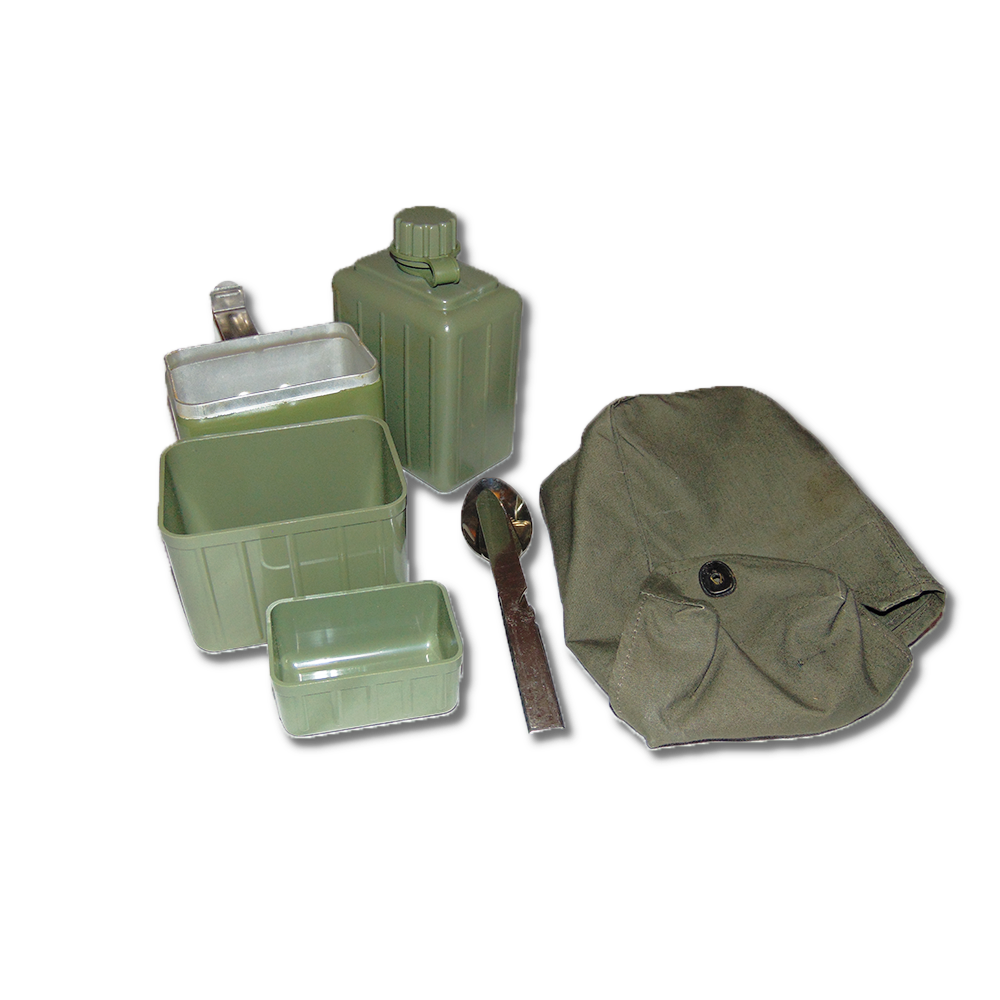 Yugoslavian Army Issue Mess Kit