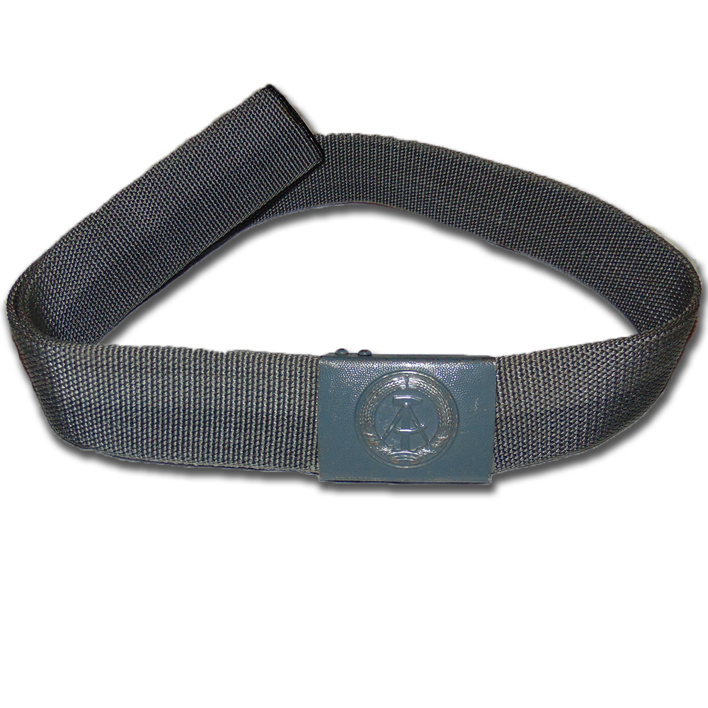 East German Army Grey Belt