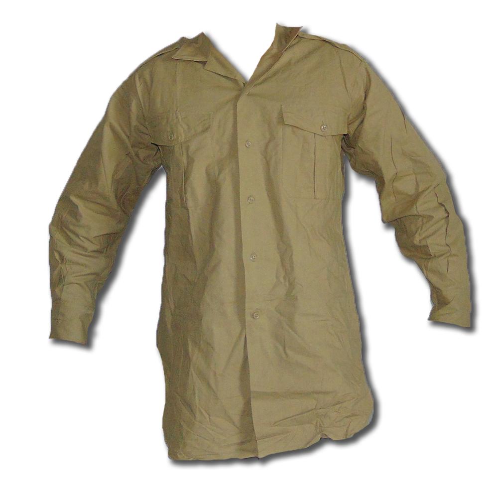 French Army M47 Khaki Shirt