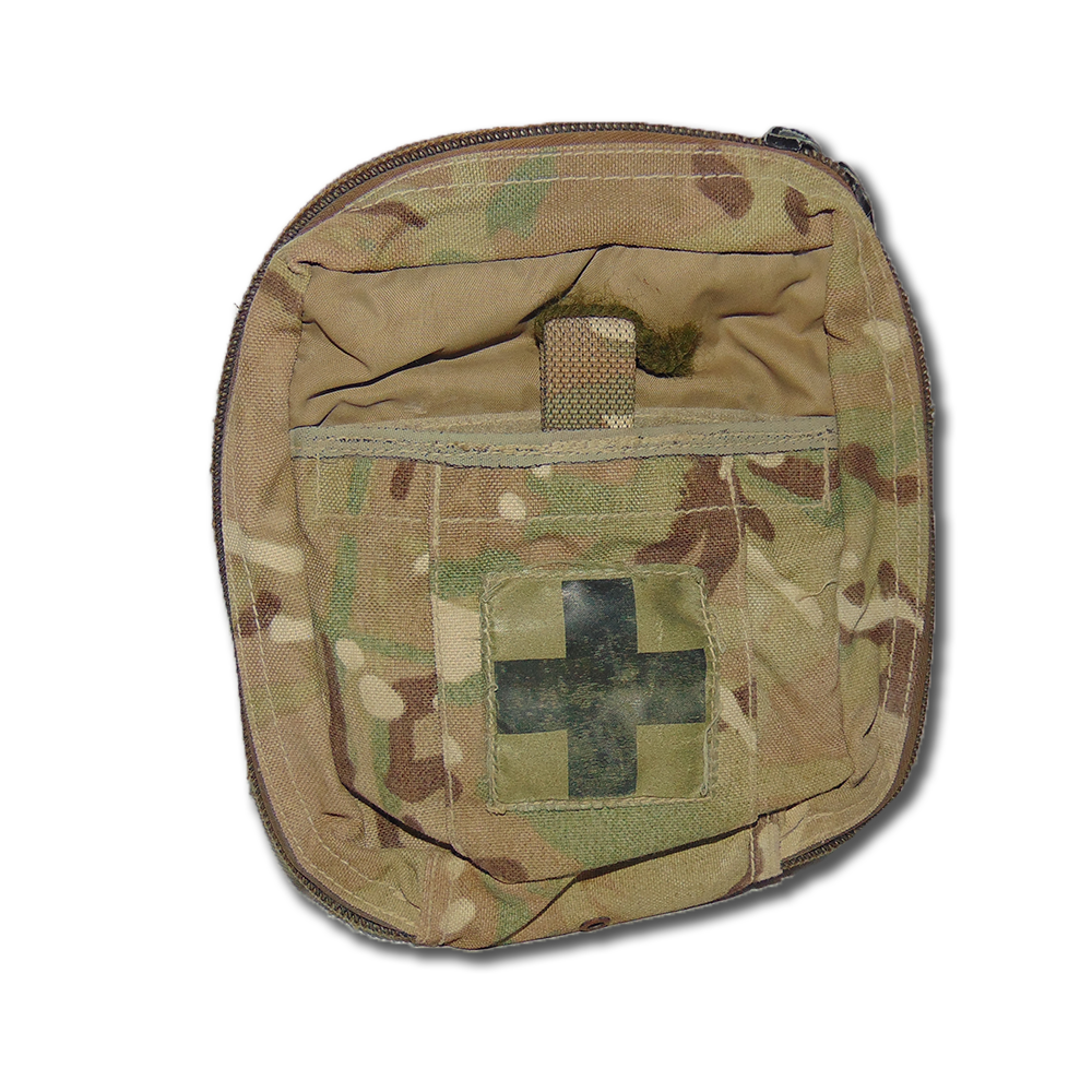 British Army MTP Medical IFAK Pouch