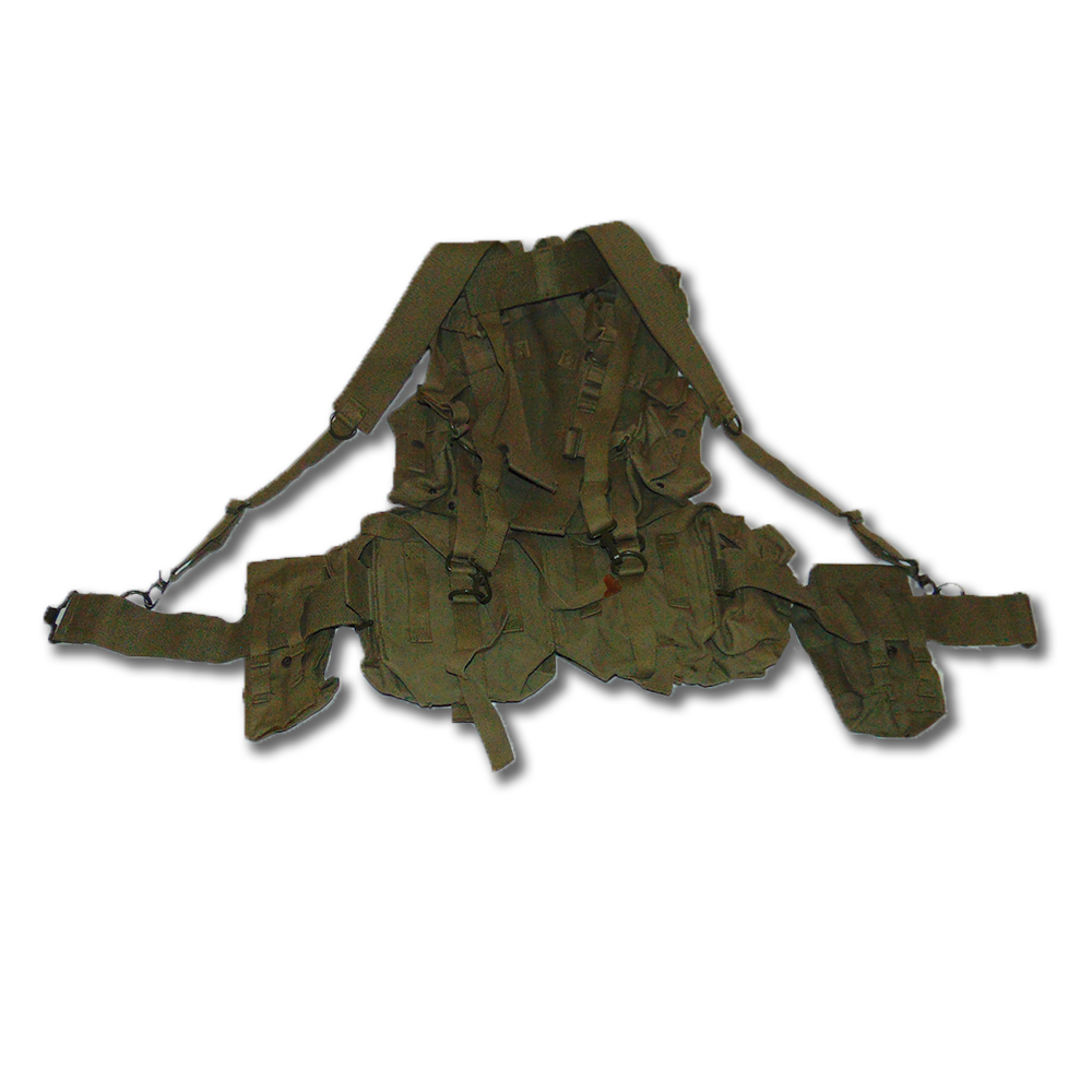 South African Defence Force Pattern 73 Webbing Set