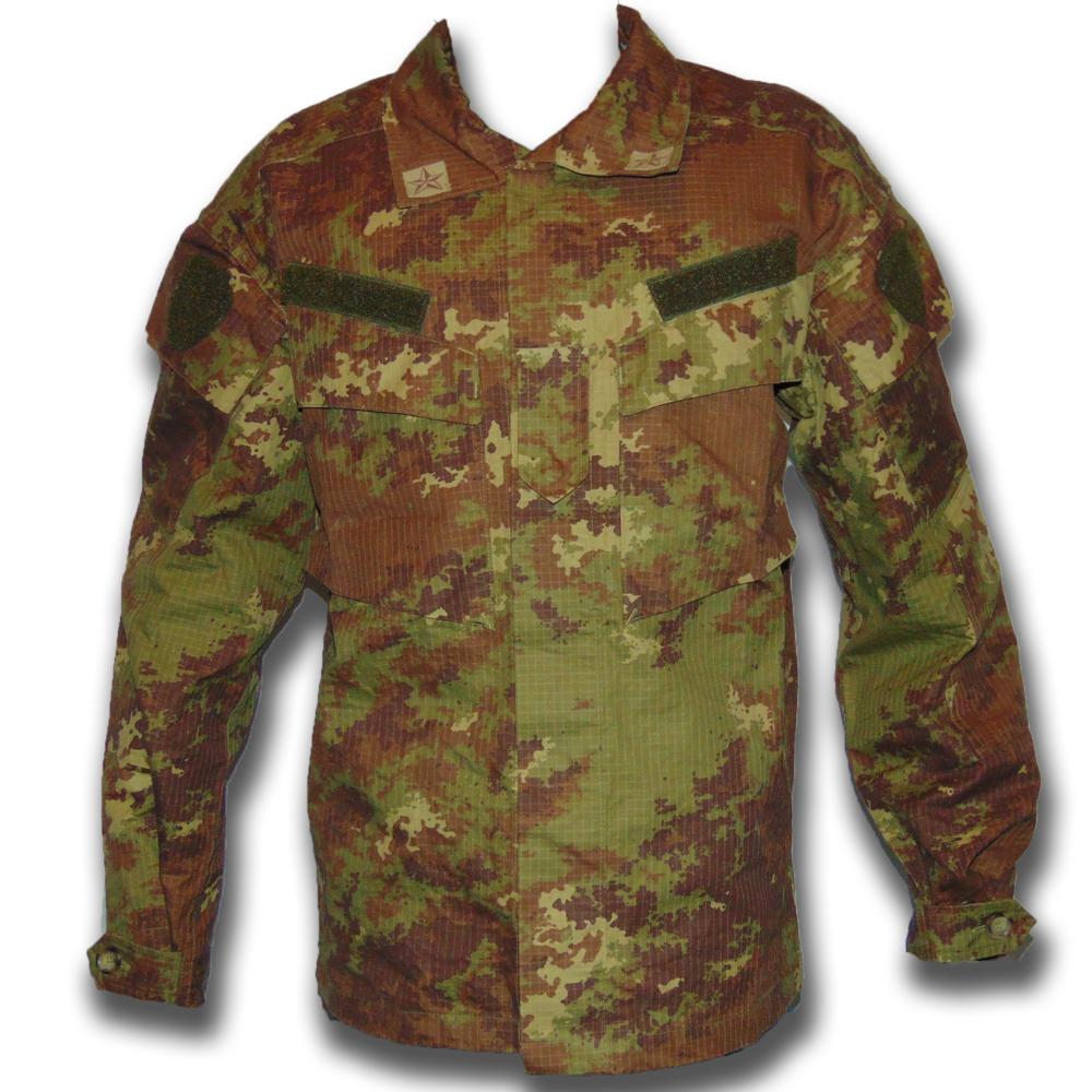 Italian Army Vegato Shirt
