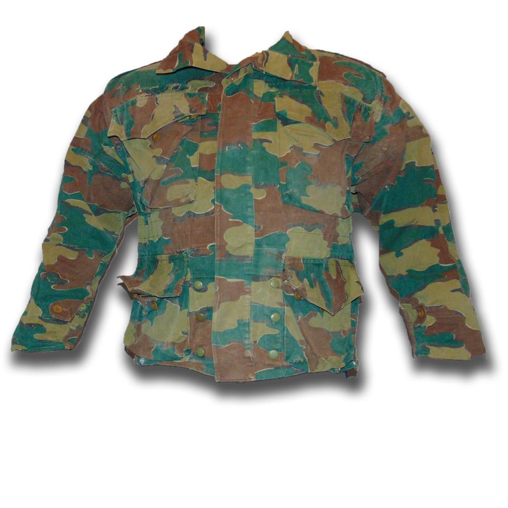 Belgian Army Jigsaw 1st Pattern Smock