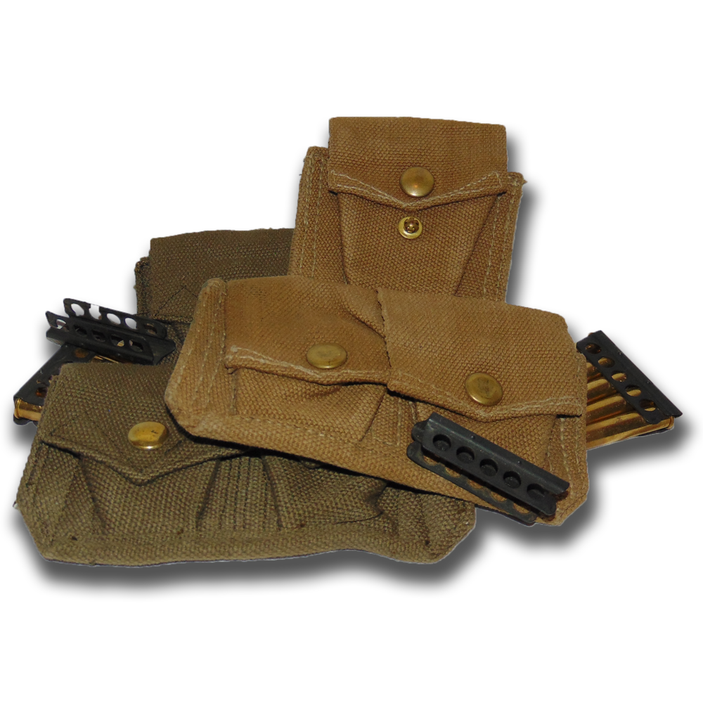 British Army Pattern '37 Lee Enfield Ammo Pouch