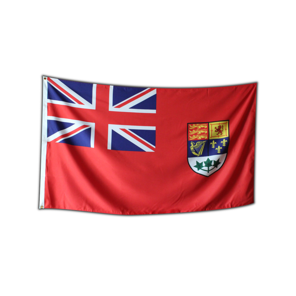 Canadian Red Ensign (3x5')