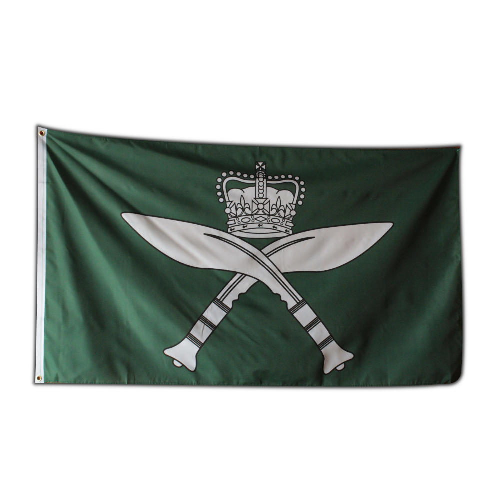 Royal Gurkha Rifles Flag (3x5')