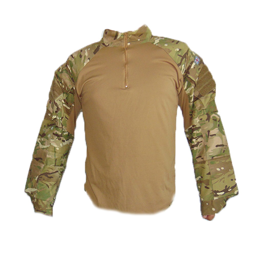 British Army MTP Brown Combat Shirt