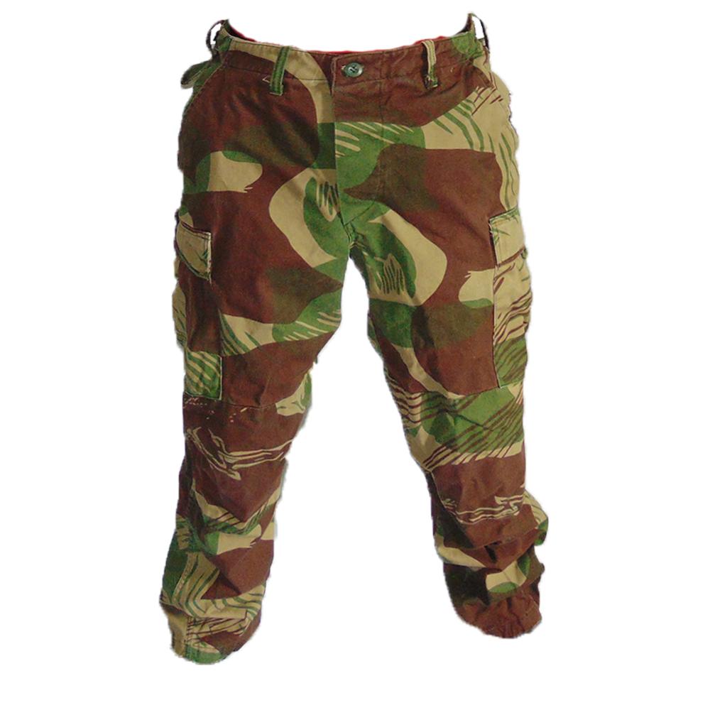 Rhodesian Army Brushstroke BDU Pants