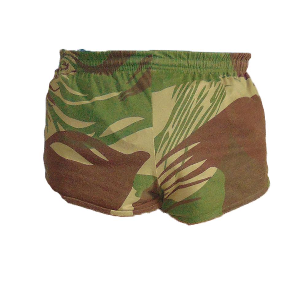 Rhodesian Brushstroke Short-Shorts