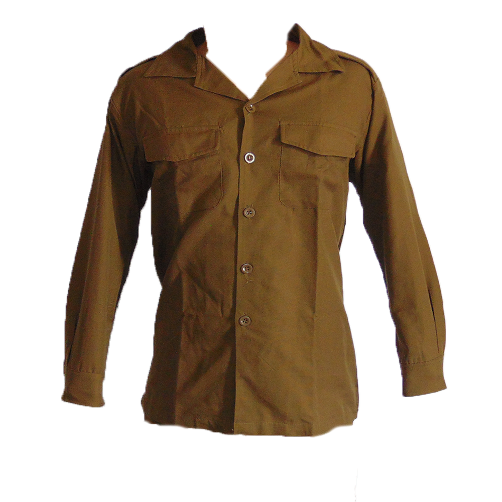 South African Defence Force Nutria Long Sleeve Shirt
