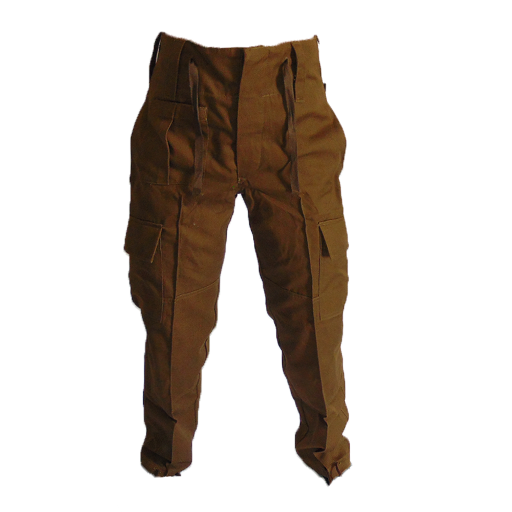 South African Defence Force Nutria Brown Pants
