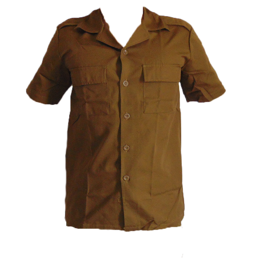 South African Defence Force Nutria Short Sleeve Shirt