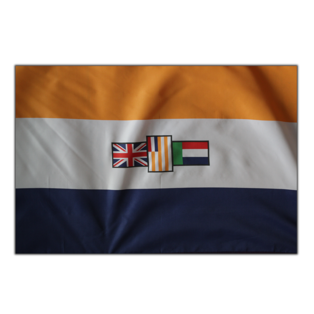 Former Republic of South Africa Flag (3x5')