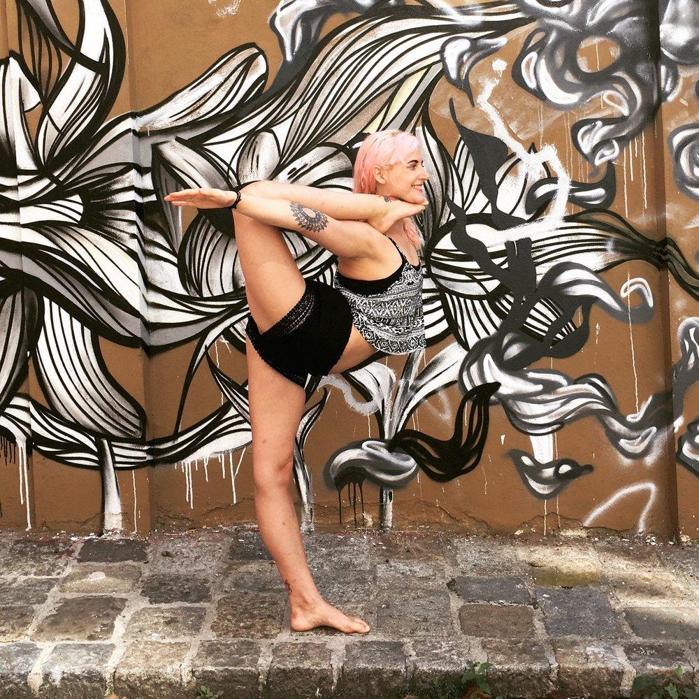 Pamina Pröglhöf Vienna Yoga