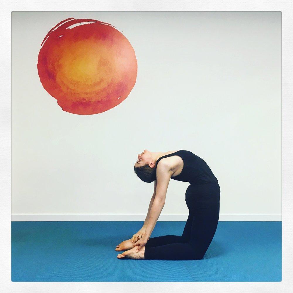 Yoga Student Trieste