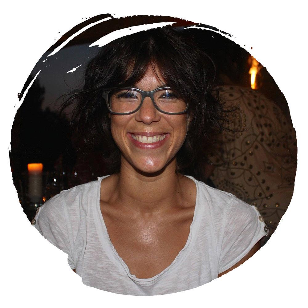 Ilaria Bassi Has a Beautiful Smile