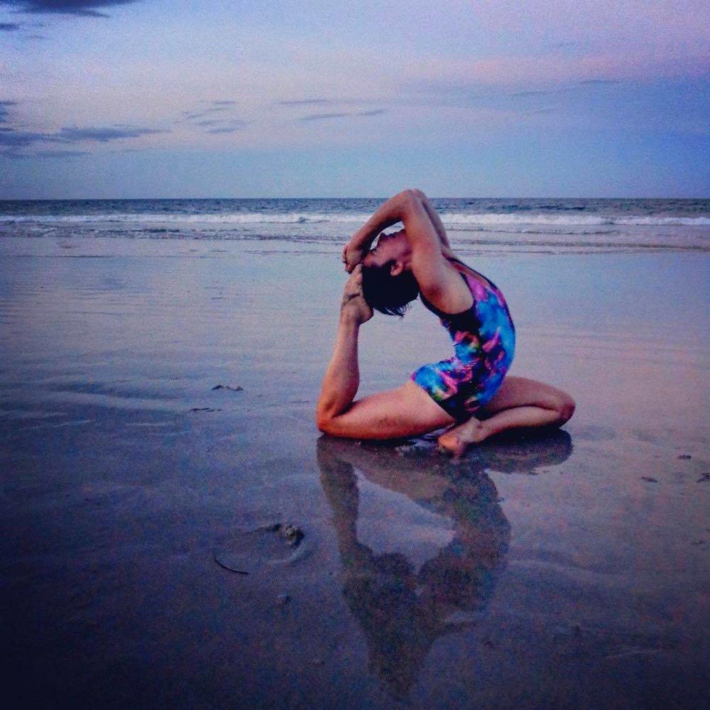 Bridgett Ane Bikram Yoga Teacher