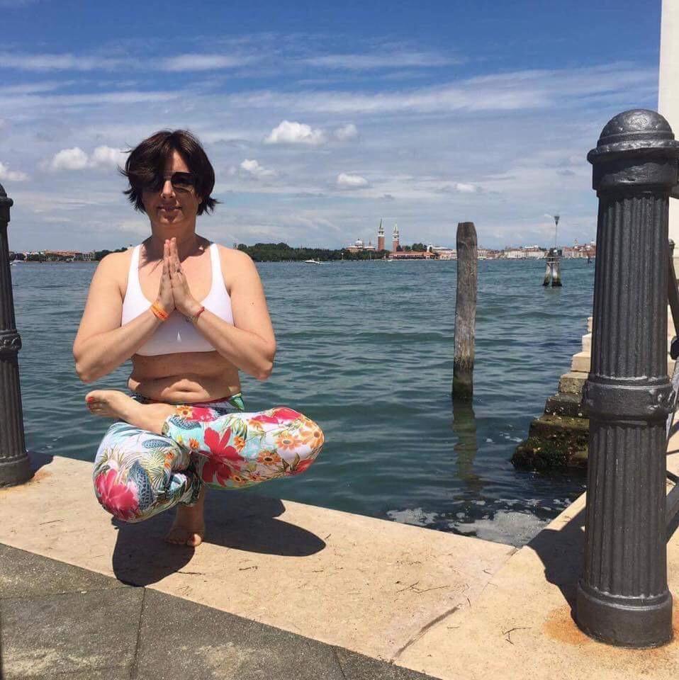 Barbara Polloni Yoga Teacher