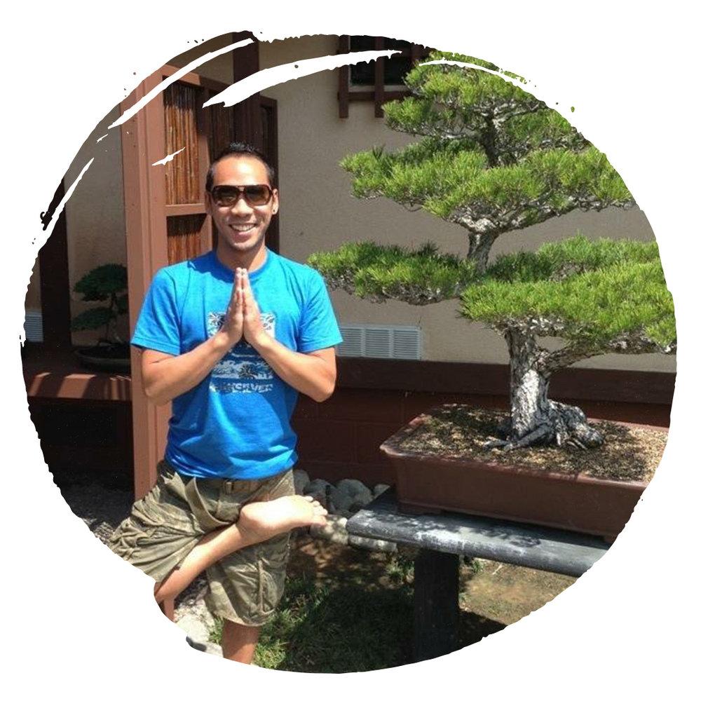 Paolo Ma Yoga Teacher