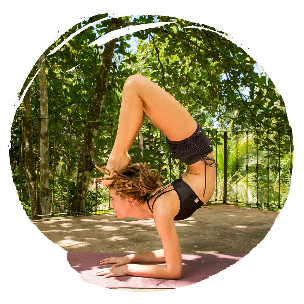 Jasmine Nash Yoga Teacher