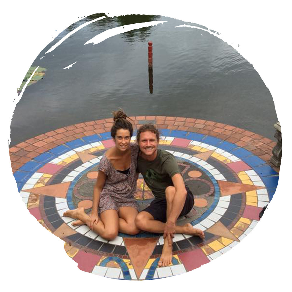 Jasmine and Scott Yoga Teachers