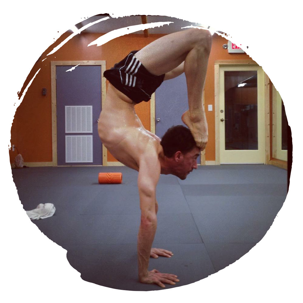 Marc Hocking Tiger Scorpion Yoga