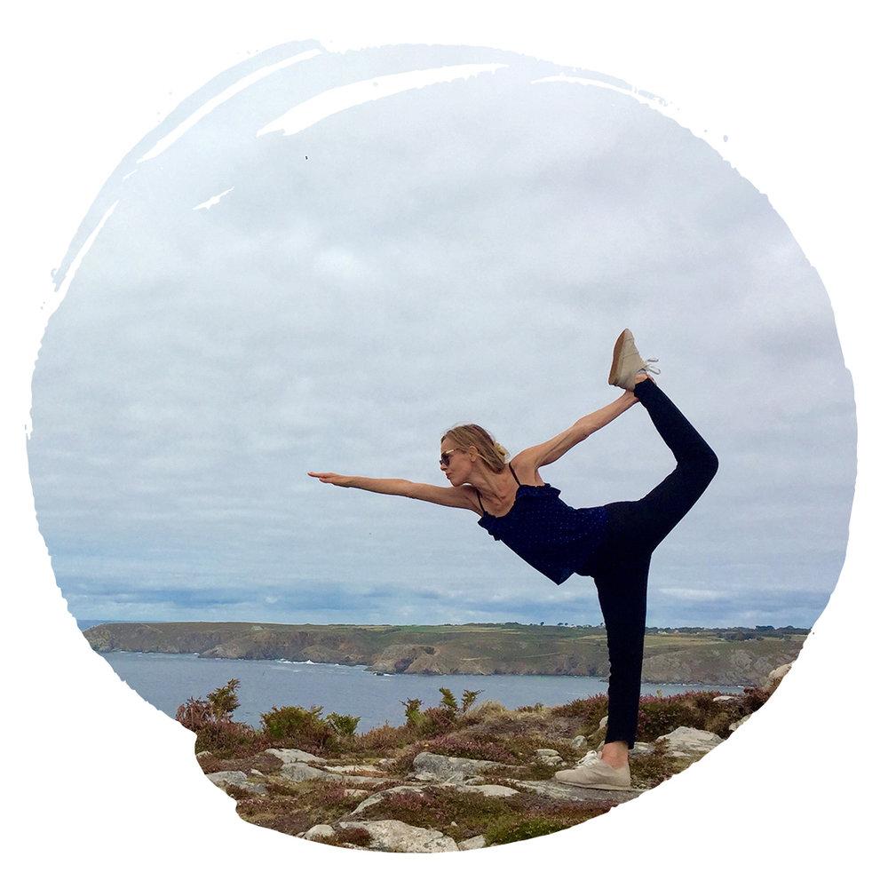 Sandrine Yoga Teacher