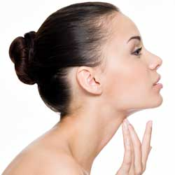 Jowls - NEFERTITI NECK LIFTBy injecting anti-wrinkle injections around the jawline into a thin muscle called the Platysma, with relax the muscle, so that muscles on the upper face become stronger and they in this way perform a non surgical lift upwards. The procedure lasts only 4-5 minutes, it is painless, and there are no side-effects. The neck itself also sags, and takes on the appearance of the