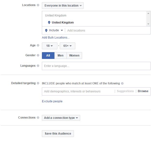 Facebook-targeting