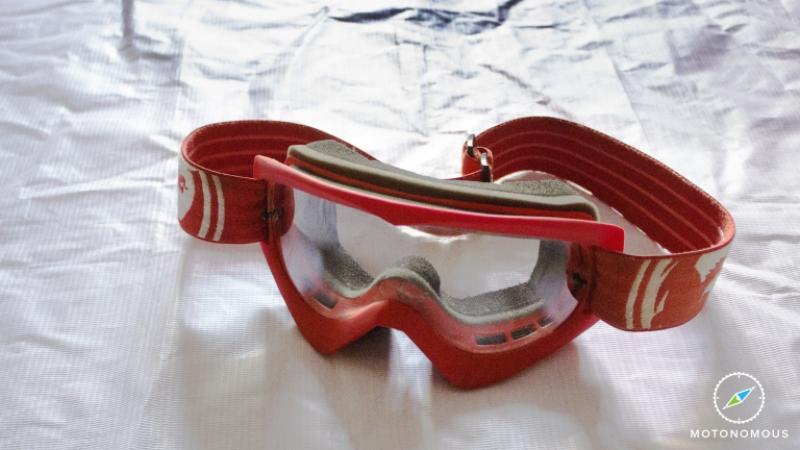 Motonomous Dragon Alliance MDX Moto Goggles - Strudy Polyurethane Frame - 4