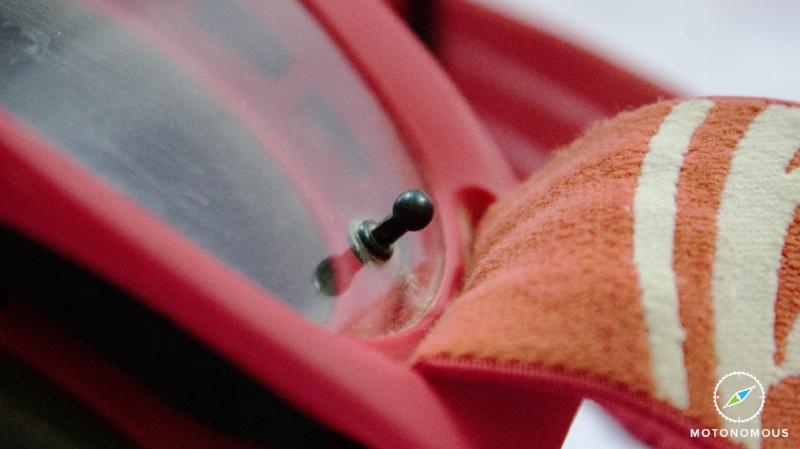 Motonomous Dragon Alliance MDX Moto Goggles - Lens Mounted Posts For Tear Offs - 10