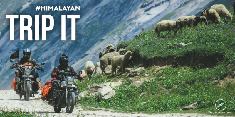 Motonomous Royal Enfield Himalayan Trip It