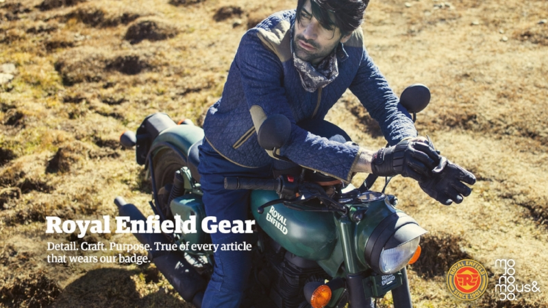 Motonomous Blog Royal Enfield Launched Online Store for Apparel and Accessories 01