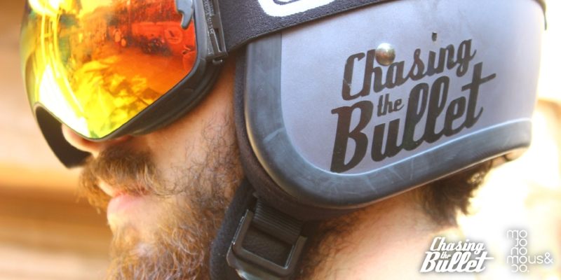 motonomous blog chris zahner chasing the bullet helmet