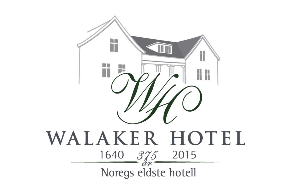 Grafisk profil - Vi har tidlegare utvikla logo og grafisk profil for dette fantastiske hotellet i Solvorn.