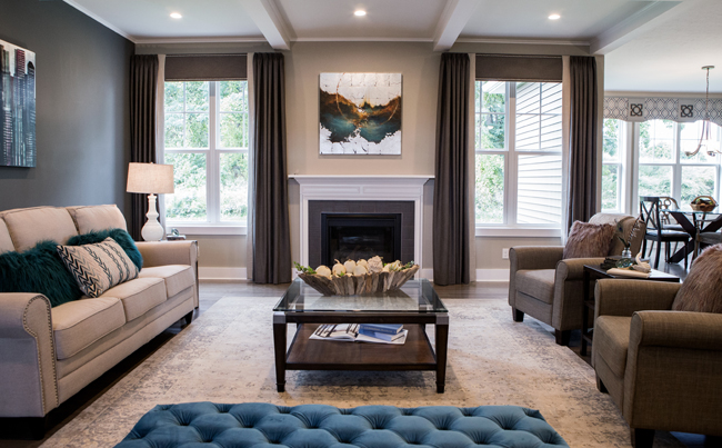 Aqua Reef 30x30 Homearama Design House-Leona Piro Home Staging