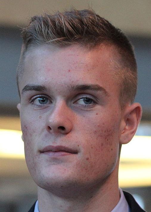 LIKER IKKE Å TRENE? Filip Ingebrigtsen har blant annet vunnet europamesterskap og bronsemedalje i VM – tilsynelatende uten å være glad i å trene. Foto: Jarle Vines.