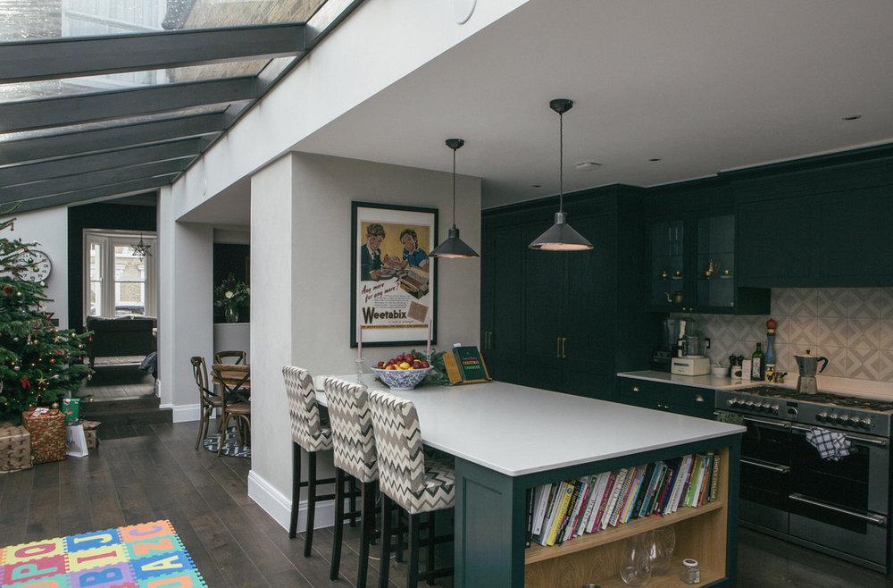 Kitchen.Photo: Photo: Amy Smyth