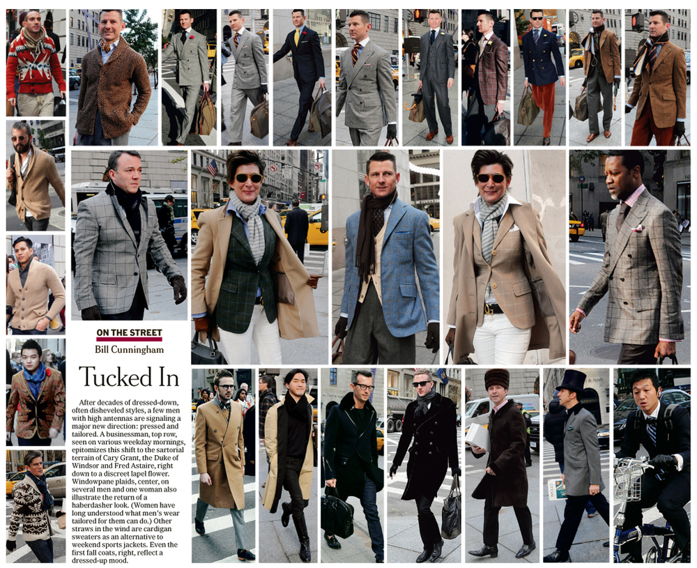 Copyright The New York Times / Bill Cunningham.